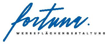 fortuna. Werbeflächengestaltung | Stans bei Schwaz, Tirol